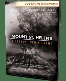 Mount St Helens A Massive Media Event