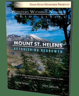 Mount St Helens Astonishing Regrowth