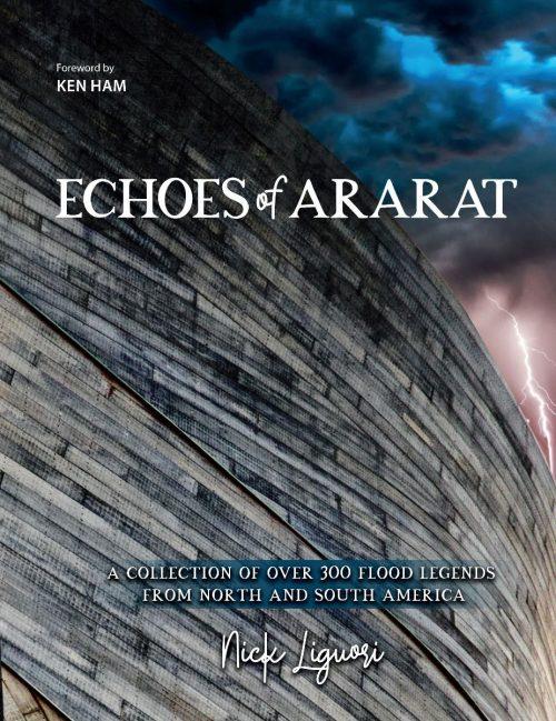 Echoes of Ararat Book