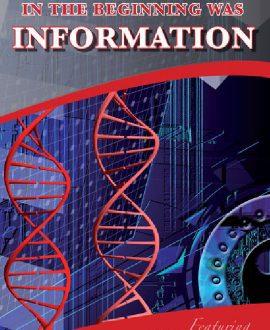 In the Beginning Was Information - DVD | CMI