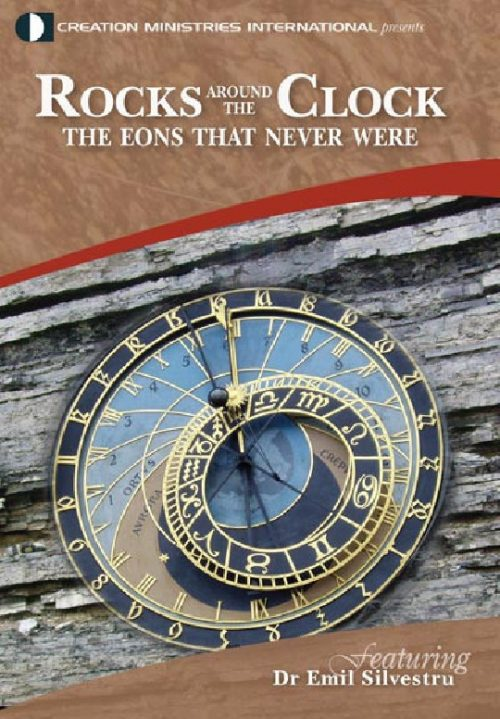 Rocks Around the Clock - The Eons that Never Were DVD | CMI
