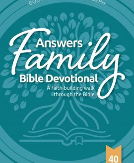 Answers Family Bible Devotional Book 1