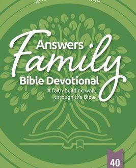 Answers Family Bible Devotional Book 2: Moses- Jonah | AIG