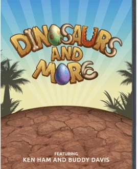 Dinosaurs and More - Ken Ham & Buddy Davis | AIG