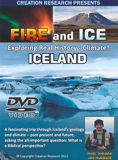 FIRE and ICE - Exploring Real History Climate ICELAND |CR