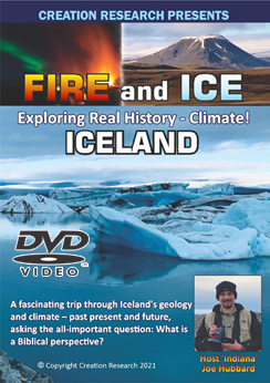 FIRE and ICE - Exploring Real History Climate ICELAND  CR